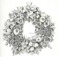 'Christmas Wreath'