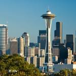 """Space Needle from Kerry Park 24"" by seattlephotographs"