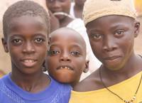 Children of the Gambia