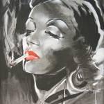 """""""Marlene Dietrich"""" by NadyGepp"""