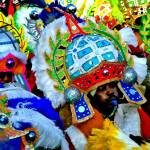 """Junkanoo Group"" by paulyworksfineart"