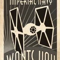 """imperial navy wants you"" by SteveSquall"