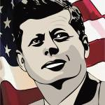 """""""John F. Kennedy"""" by Dancin"""