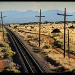 """Santa Fe Railroad"" by WillAustin"