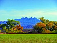 Fall and Four Peaks