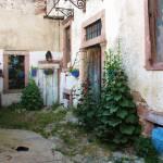 """""""Garden in Lindos on the Greek Island of Rhodes"""" by arttraveler"""
