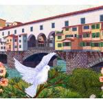 """Ponte Vecchio"" by CiarciArt"