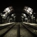 """""""At The Station"""" by MikeHannaphotography"""