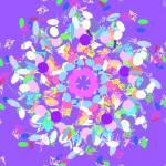 """""""Cybartia Chaos - Floral Explosion"""" by Cybartia"""
