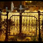 """Galisteo Cemetery Grave"" by WillAustin"