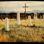 """Galisteo Cemetery Cross"" by WillAustin"