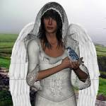 """Irish Angel Bride"" by kristie-elizabeth"