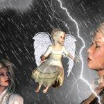 """Keeping the peace in a storm"" by kristie-elizabeth"