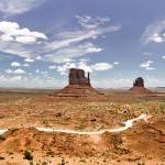 """Monument Valley Wide Angle"" by photographybyryankelly"