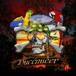 """Buccaneer Pirate Parrots"" by douglarue"