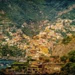 """Positano, Italy - Textured"" by aLeXpOs"