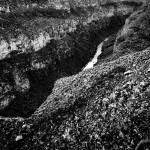 """Rio Grande Gorge Black and White"" by WillAustin"