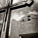 """""""Picurís Mission Large Cross"""" by WillAustin"""