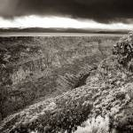 """Rio Grande Gorge Sepia"" by WillAustin"