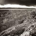"""""""Rio Grande Gorge Sepia"""" by WillAustin"""