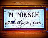 Miksch Sign