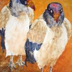"""King Vultures"" by SharonGiles"