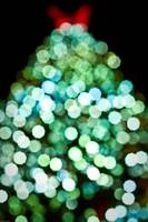 Christmas Tree Blur