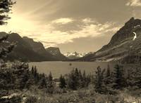 Saint Mary Lake - Glacier National Park