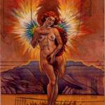 """Venus De Milo as Pheonix"" by ArtAngel"