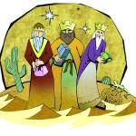 """Three Kings"" by turpentyne"