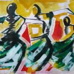 """Dance Class"" by AbinRaj"