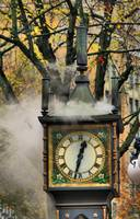 Vancouver 2009 - SteamClock