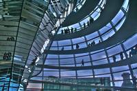 Berlin 2009 - Reichstag Dome