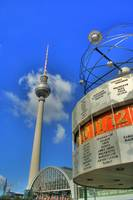 Berlin 2009 - Alexanderplatz