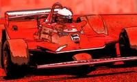 Scheckter at Long Beach