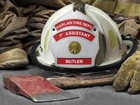 Harlan Fire Department 1st Assistant Butler