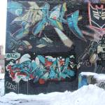 """Graffiti Montreal 25"" by montrealimages"