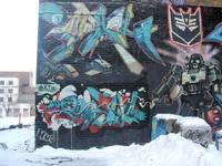 Graffiti Montreal 25