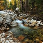 """stream in little cottonwood canyon fall 2010 comp"" by houstonryan"