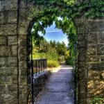"""The Garden Gate"" by Sam_Turgeon"