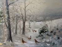 Winter landscape 1978