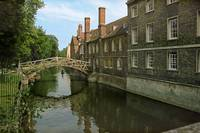 Mathematical Bridge, Queens', Cambridge 1993