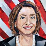 """Nancy Pelosi"" by megancoyle"