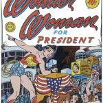 """President Wonder Woman"" by AtomicKommieComics"