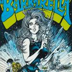 """Barbarella Comic"" by AtomicKommieComics"