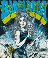 Barbarella Comic