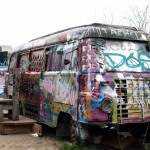 """old bus"" by hardman"
