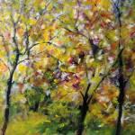 """Park in Autumn"" by zampedroni"