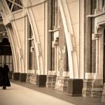 """St Pancras Station London"" by hardman"