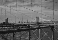 Brooklyn Bridge to Manhattan View
